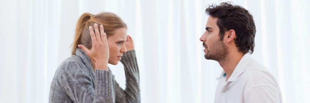 איך לריב נכון? ריבים בזוגיות